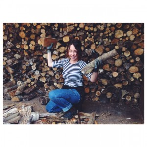 emma and firewood